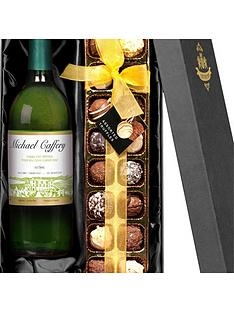 personalised-wine-and-chocolates