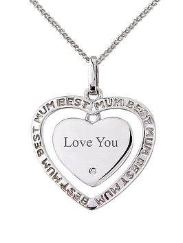 keepsafe-sterling-silver-cubic-zirconia-mum-personalised-pendant