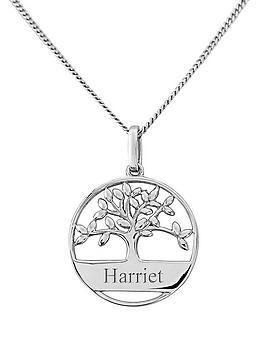 keepsafe-sterling-silver-tree-of-life-personalised-pendant