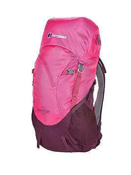 Berghaus Freeflow Ii 30Litre Rucksack  Pink
