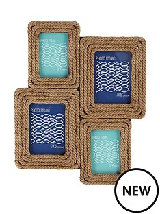 rope-collage-photo-frame
