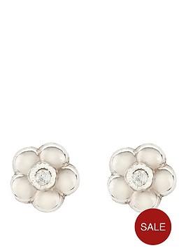 love-gold-9-carat-white-gold-diamond-set-flower-heart-earrings