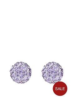 love-gold-9-carat-yellow-gold-glitterball-stud-earrings