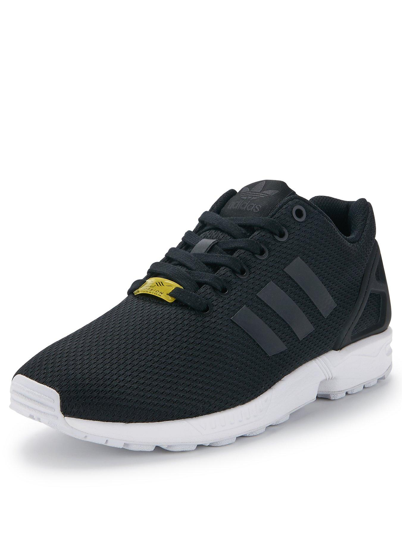 best website 302ee 470e0 ... promo code for adidas originals zx flux mens trainers littlewoods 5a26b  8256a