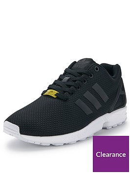 5b066963358e adidas Originals ZX Flux Mens Trainers