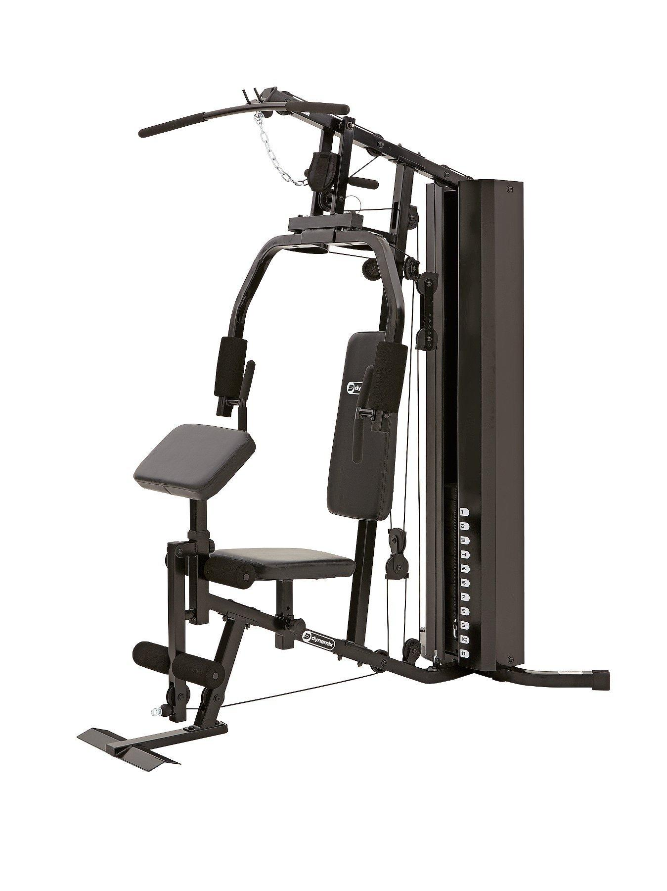 Dynamix compact home gym littlewoods