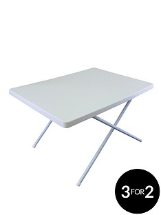 yellowstone-resin-adjustable-table-white