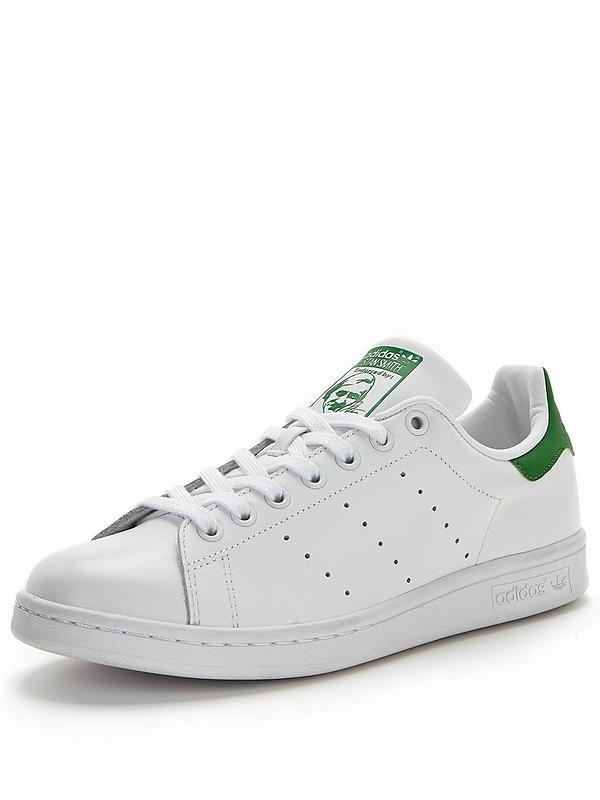 new concept c59a7 08177 Stan Smith Mens Trainers
