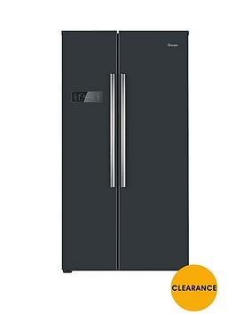 swan-sr8070b-american-style-frost-free-fridge-freezer