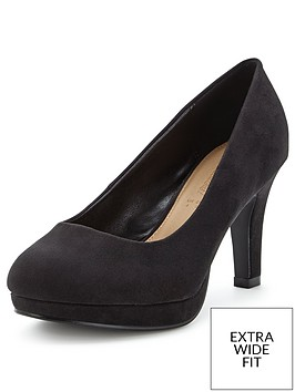 so-fabulous-matilda-extra-wide-fit-platform-court-shoes
