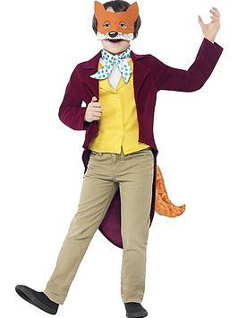 Roald Dahl Roald Dahl Roald Dahl Fantastic Mr Fox - Child'S Costume Picture