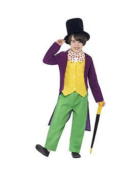 roald-dahlnbspwilly-wonkanbsp-nbspchilds-costume
