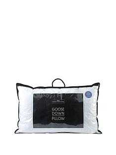 hotel-collection-white-goose-down-single-pillow