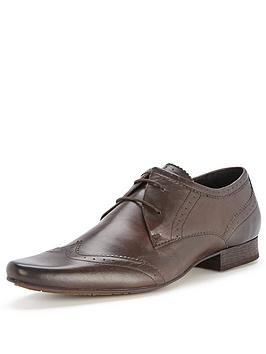 Hudson London Ellington Mens Lace Up Shoes