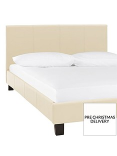 esme-faux-leather-bed-frame-and-mattress-options-buy-and-save