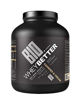 Bio Synergy Bio Synergy Whey Better 2.25Kg - Cookies And Cream Picture