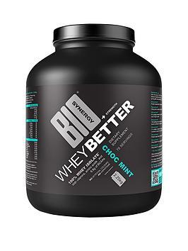 Bio Synergy   Whey Better 2.25Kg - Choc Mint