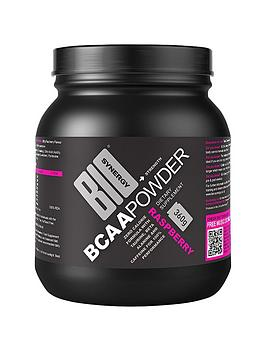 Bio Synergy   Ultimate Pre-Workout Bcaa 360G - Blue Rasperry