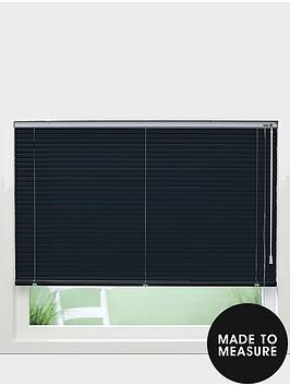made-to-measure-25-mm-aluminium-perforated-venetian-blinds-black