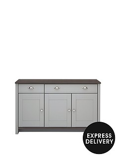 consort-tivoli-ready-assembled-large-grey-sideboard-with-walnut-effect-top-5-day-express-delivery