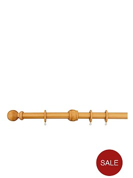 wooden-pole