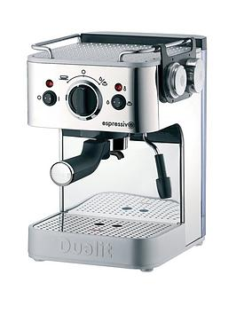 dualit-84360-3-in-1-expressivo-coffee-machine-silver