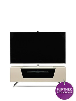 alphason-chromium-tv-stand-fits-up-to-46-inch-tv-ivory