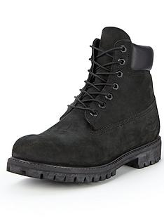 ad038411668 Timberland Premium 6 Inch Boots - Black