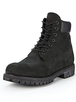 Timberland Timberland Premium 6 Inch Boots - Black Picture