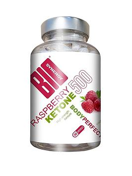 Bio Synergy   Body Perfect Double Strength Raspberry Ketones 180S