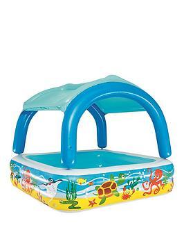 Bestway Bestway Canopy Play Pool Picture