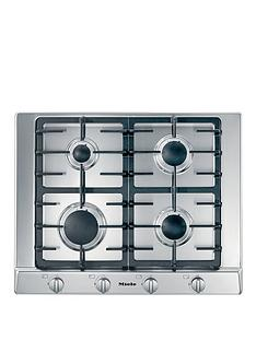 miele-km2010-gas-hob-stainless-steel