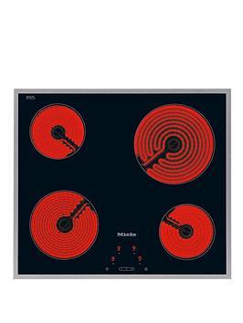 Miele Km5600 Electric Hob  Black