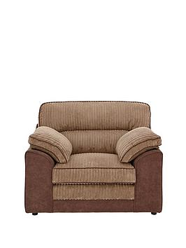 Very Delta Fabric Armchair Picture
