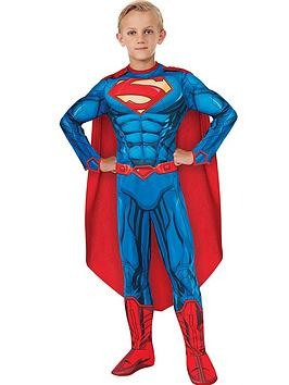 Superman Superman Deluxe Childs Costume Picture