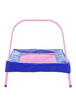 Sportspower Sportspower Junior Trampoline &Ndash; Pink Picture