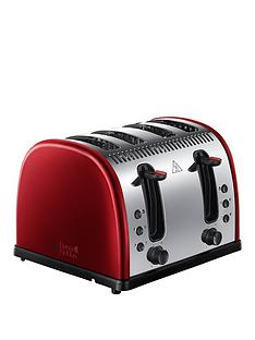 russell-hobbs-21301-legacy-4-slice-toaster-red