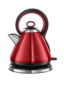Russell Hobbs 21881 Legacy Kettle  Red