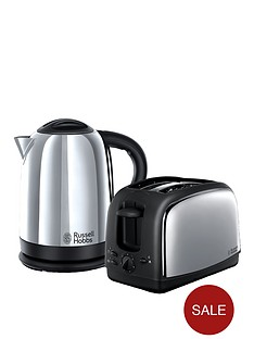 russell-hobbs-21830-lincoln-kettle-and-toaster-twin-packnbspwith-free-21yrnbspextended-guarantee