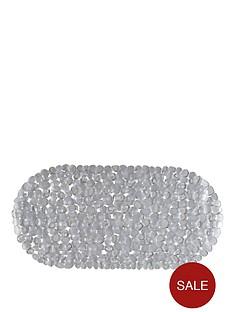 aqualona-pebbles-bath-mat-clear