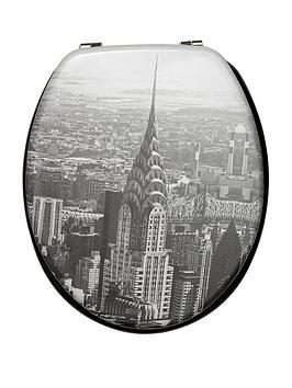 AQUALONA Aqualona New York City Toilet Seat Picture