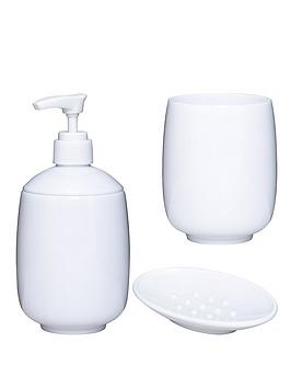 aqualona-madrid-3-pack-lotion-bottle-soap-dish-and-beaker