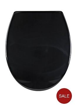 aqualona-duroplast-soft-close-toilet-seat-black