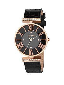 folli-follie-dynasty-crystal-set-strap-watch