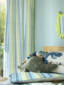 Catherine Lansfield Catherine Lansfield Lined Dinosaur Curtains Picture