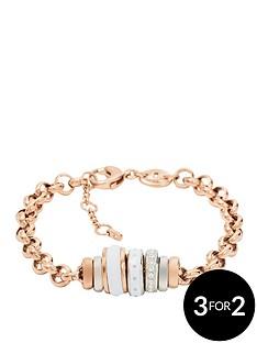 fossil-classic-three-colour-multi-ring-bracelet