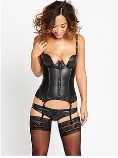 myleene-klass-hook-me-pu-amp-lace-basque