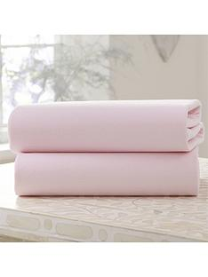 ladybird-pack-of-2-fitted-jersey-sheets-cotcot-bed