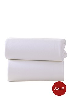 ladybird-pack-of-2-flat-jersey-sheets-cotcot-bed