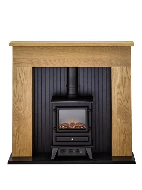 adam-fires-fireplaces-innsbruck-oak-electric-fireplace-suite-with-stove